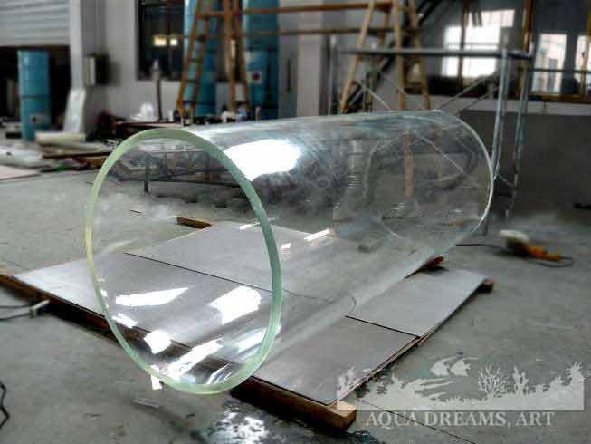 Гнутые стекла своими руками 48