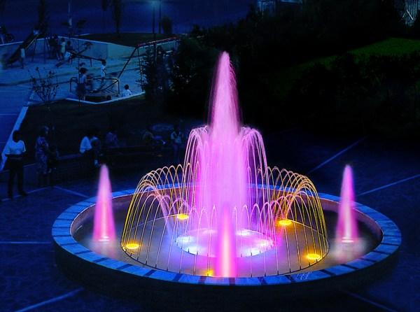 Оборудование для фонтанов своими руками